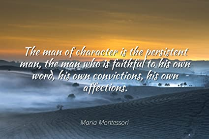 Amazoncom Maria Montessori Famous Quotes Laminated Poster Print