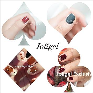 Joligel Serie Invierno 4pzs Esmaltes Permanentes para Uñas ...