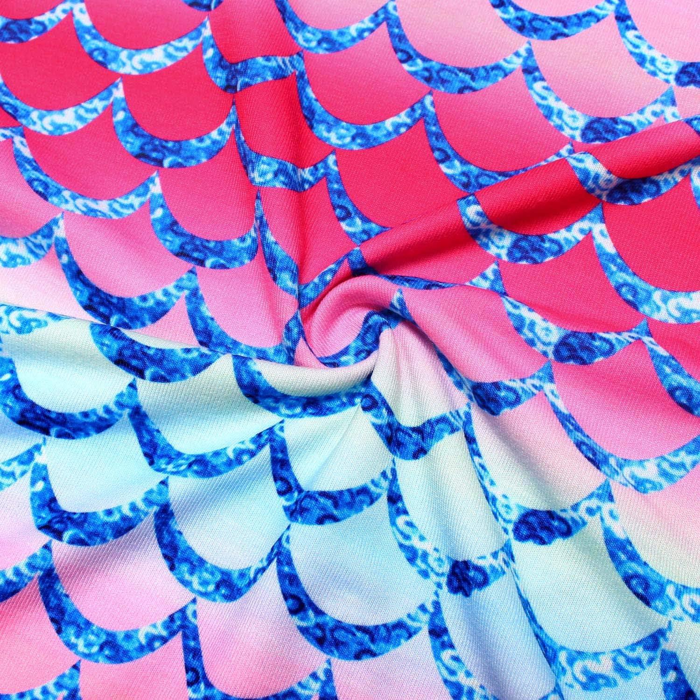 JESKIDS Girls Nightgowns Unicorn Flamingo Flutter Sleeve Pajamas Dress