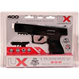 Umarex Tacti Caliber Force 9XP 2252107 395fps Air Soft Pistol, 6mm, Black