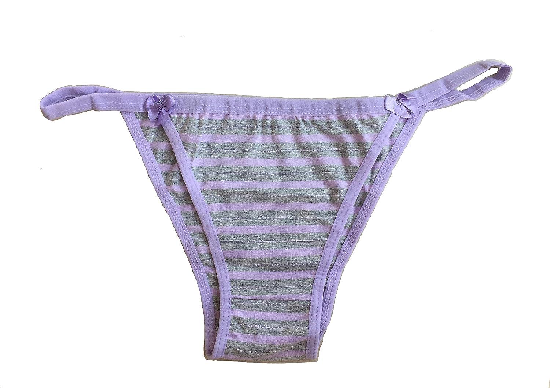 ed6b044f2 Women s Brazilian String Tanga Bikini Underwear Made in Brazil at Amazon  Women s Clothing store