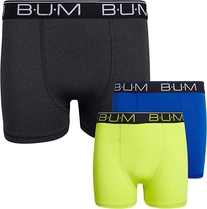 Amazon.com: B.U.M. Equipment Boys Performance Dry-Fit ...