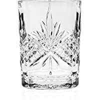 Godinger Bathroom Tumbler Cup Glass - Dublin Crystal Collection