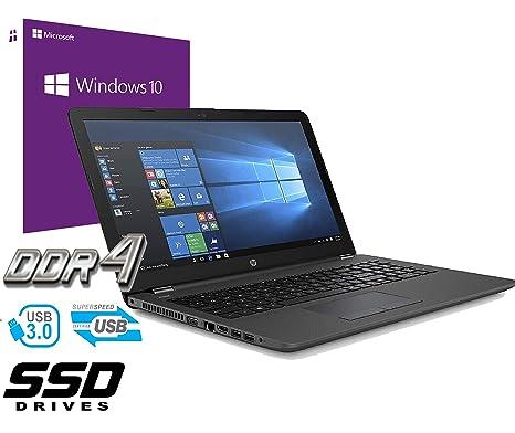 Portátil HP 255 G6 Pantalla de 15,6 Pulgadas CPU AMD de 1,5 GHz a