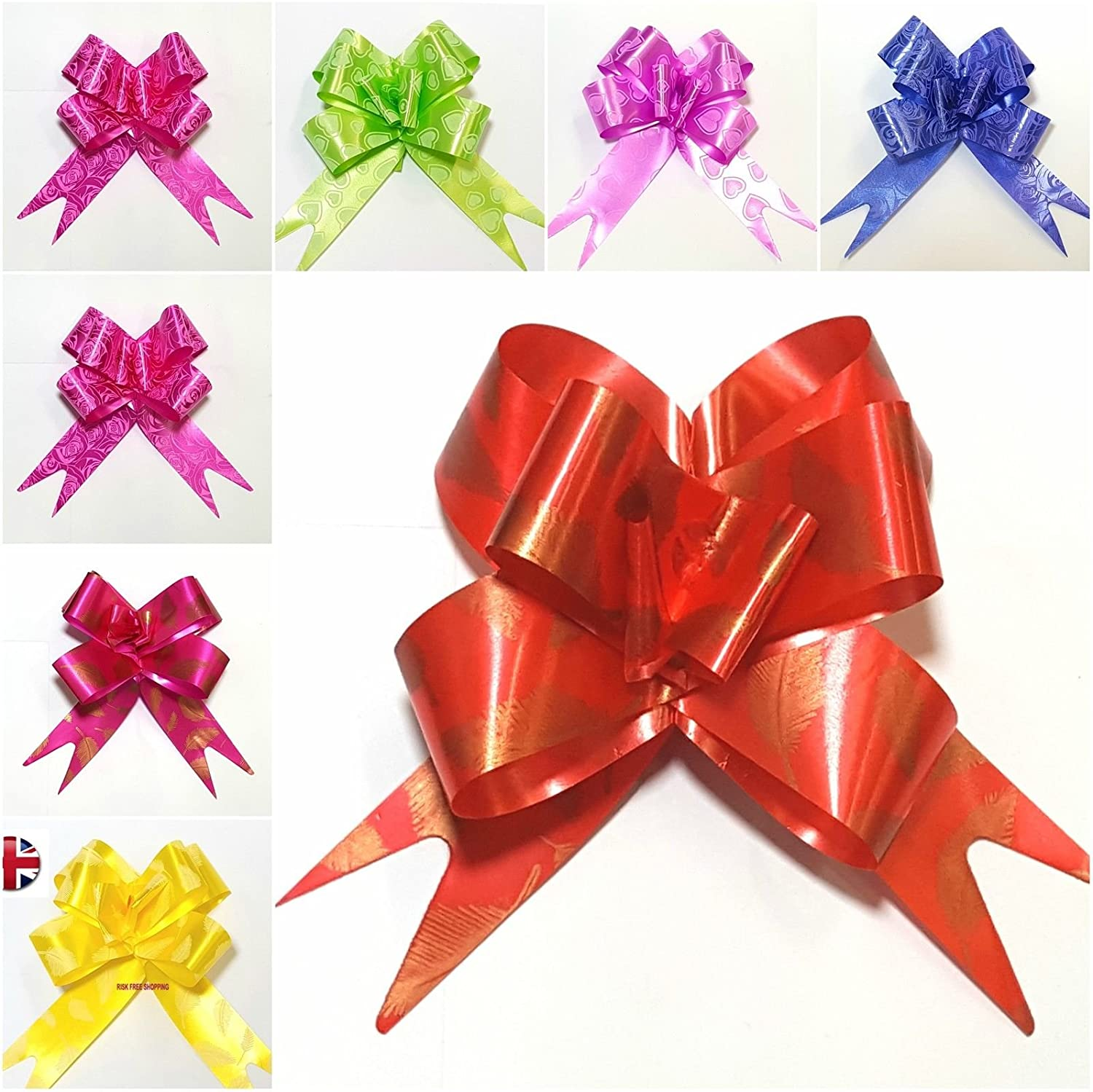 How to make Origami Bow/Ribbon - Easy Origami Ribbons for ... | 1499x1500