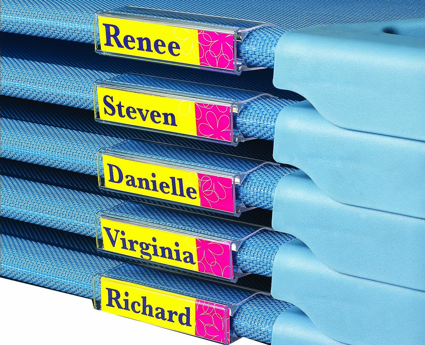 Angeles Cot Name Clip 5 Pack