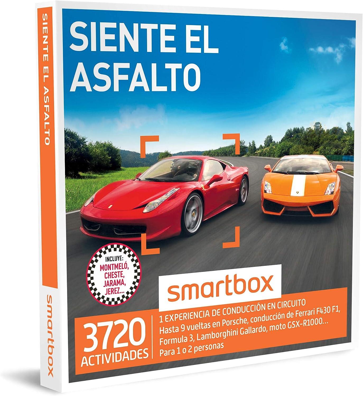 smartbox siente el asfalto