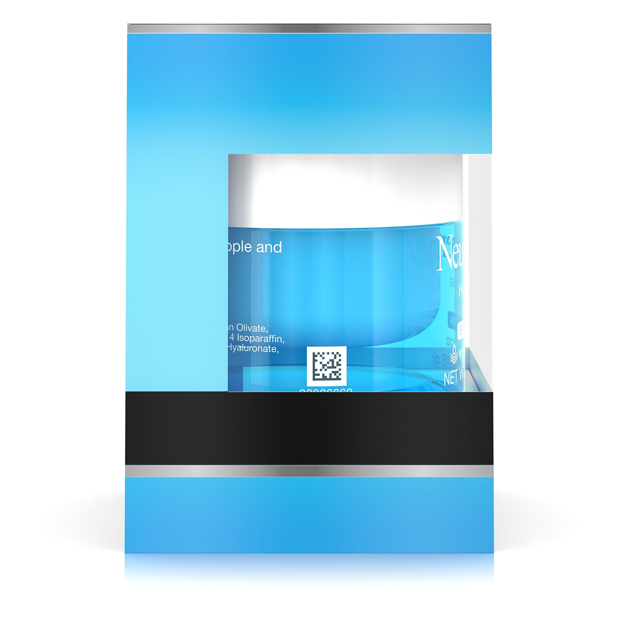 Neutrogena Hydro Boost Hyaluronic Acid Hydrating Face Moisturizer Gel-Cream to Hydrate and Smooth Extra-Dry Skin, 1.7 oz by Neutrogena (Image #7)