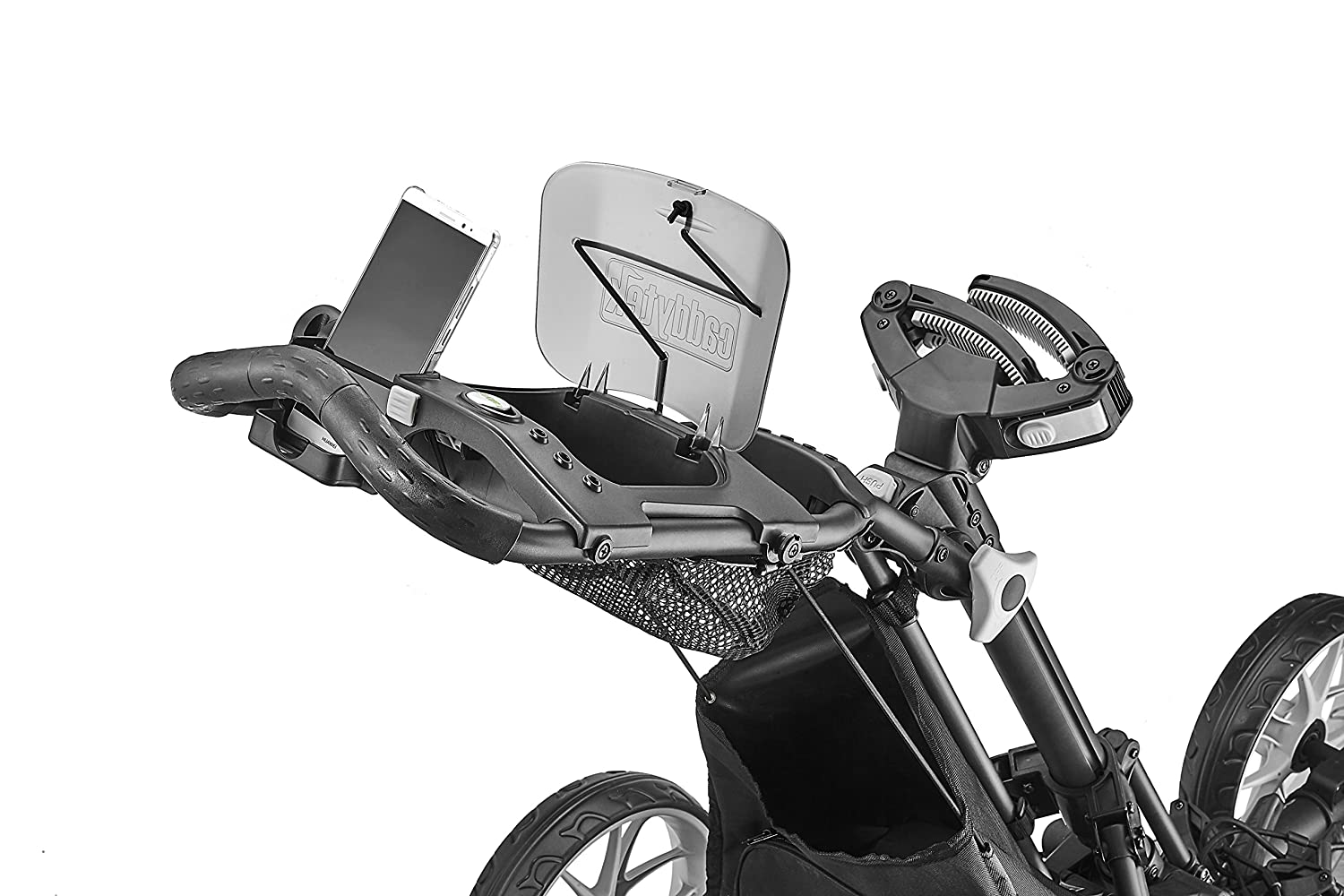 CaddyTek Explorer V8 – Superlite 4 Wheel Golf Push Cart, Explorer Version 8