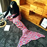 Amazon Price History for:2013Newestseller Latest Soft Mermaid Blanket Tail for Kids and Adults All Seasons