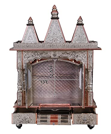 Puja Mandir Usa Best Wooden Temple With Puja Mandir Usa Simple