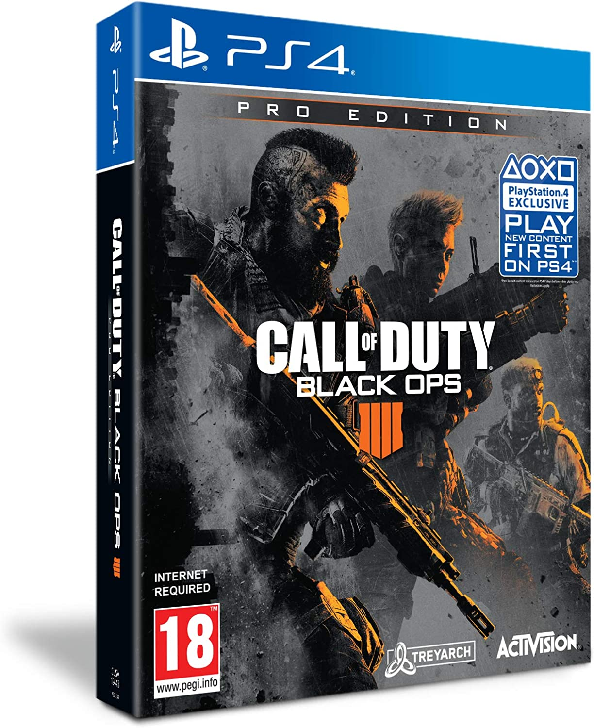 Call of Duty: Black Ops 4 Pro: Amazon.es: Videojuegos
