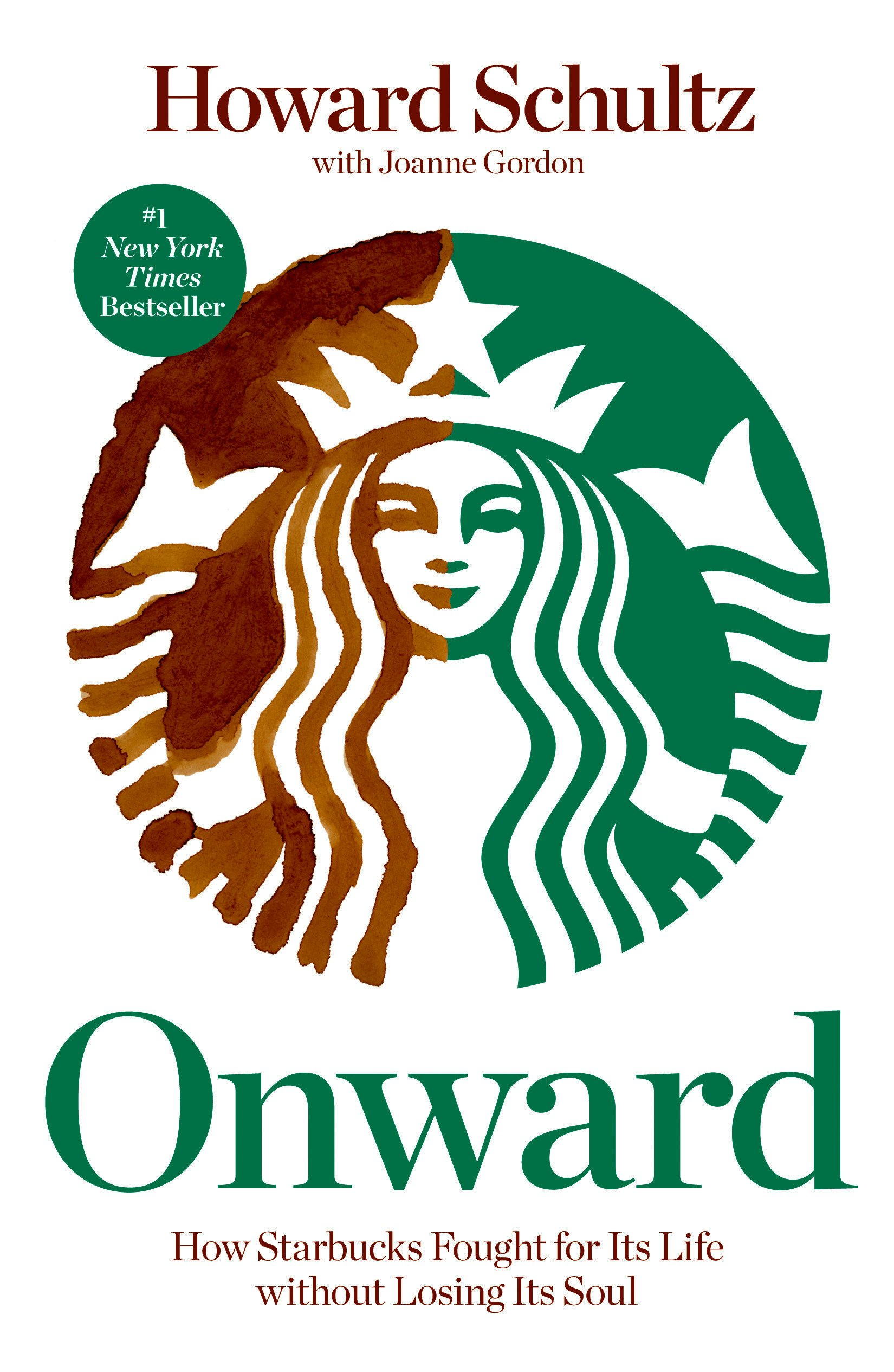 Image result for 'Onward' by Howard Schultz