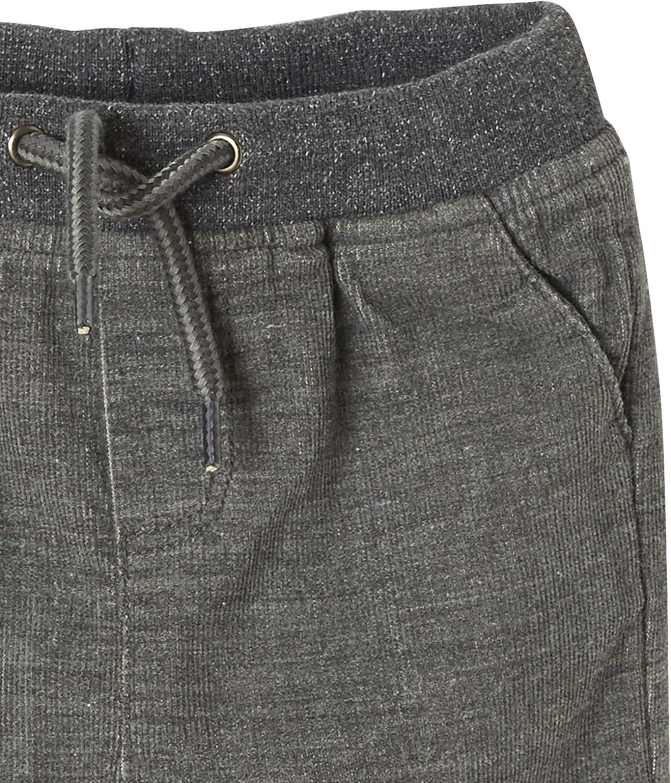 Vertbaudet Pantalon b/éb/é gar/çon en Velours c/ôtel/é