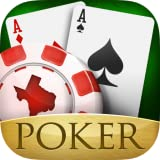 Texas Hold'em Poker + | Free Live Vegas Casino Poker with Friends