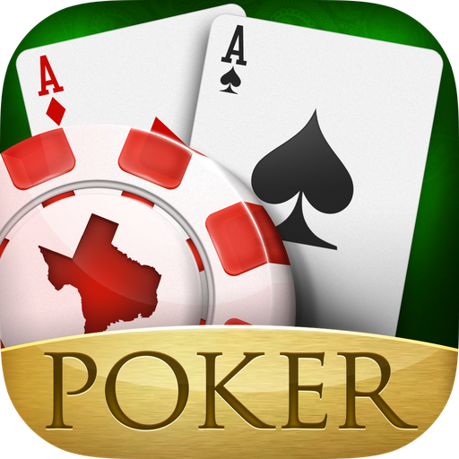 (Texas Hold'em Poker + | Free Live Vegas Casino Poker with Friends)