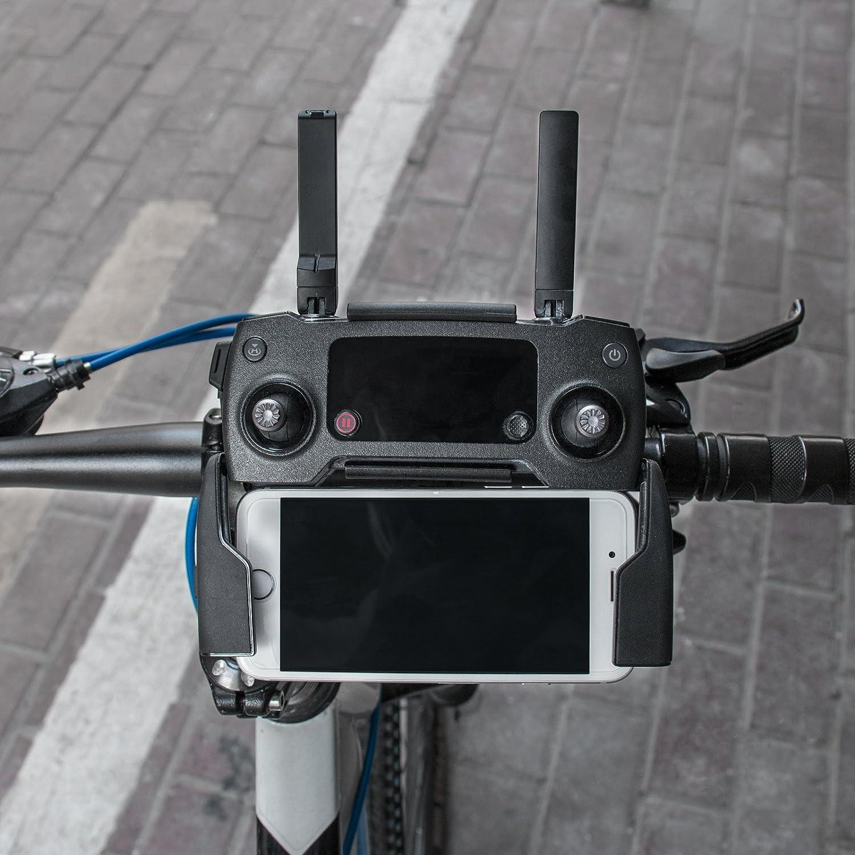360 ° Bici Manubrio Giunto Sferico Mount Holder Adattatore per DJI Mavic radiocomando Pro