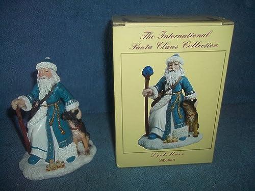 International Santa Claus Collection Siberia D yed Moroz