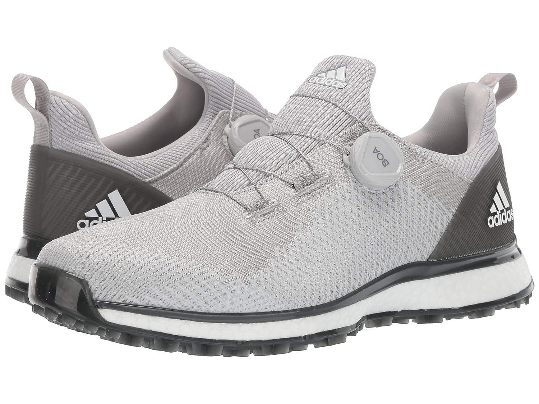 [アディダス] メンズゴルフシューズ靴 Forgefiber Boa [並行輸入品] 29.0 cm Grey Two/Footwear White/Grey Six B07Q226KRF