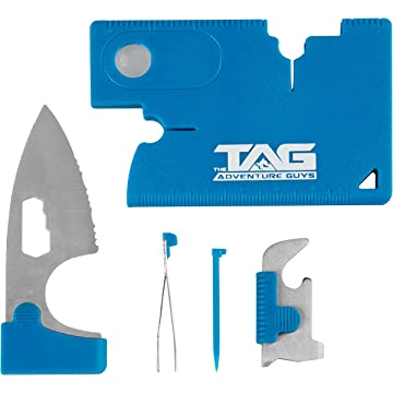 reliable Tag Wallet MultiTool