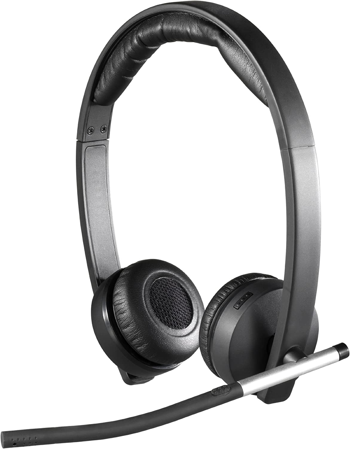 Logitech H820e Wireless Dual Headset - Black