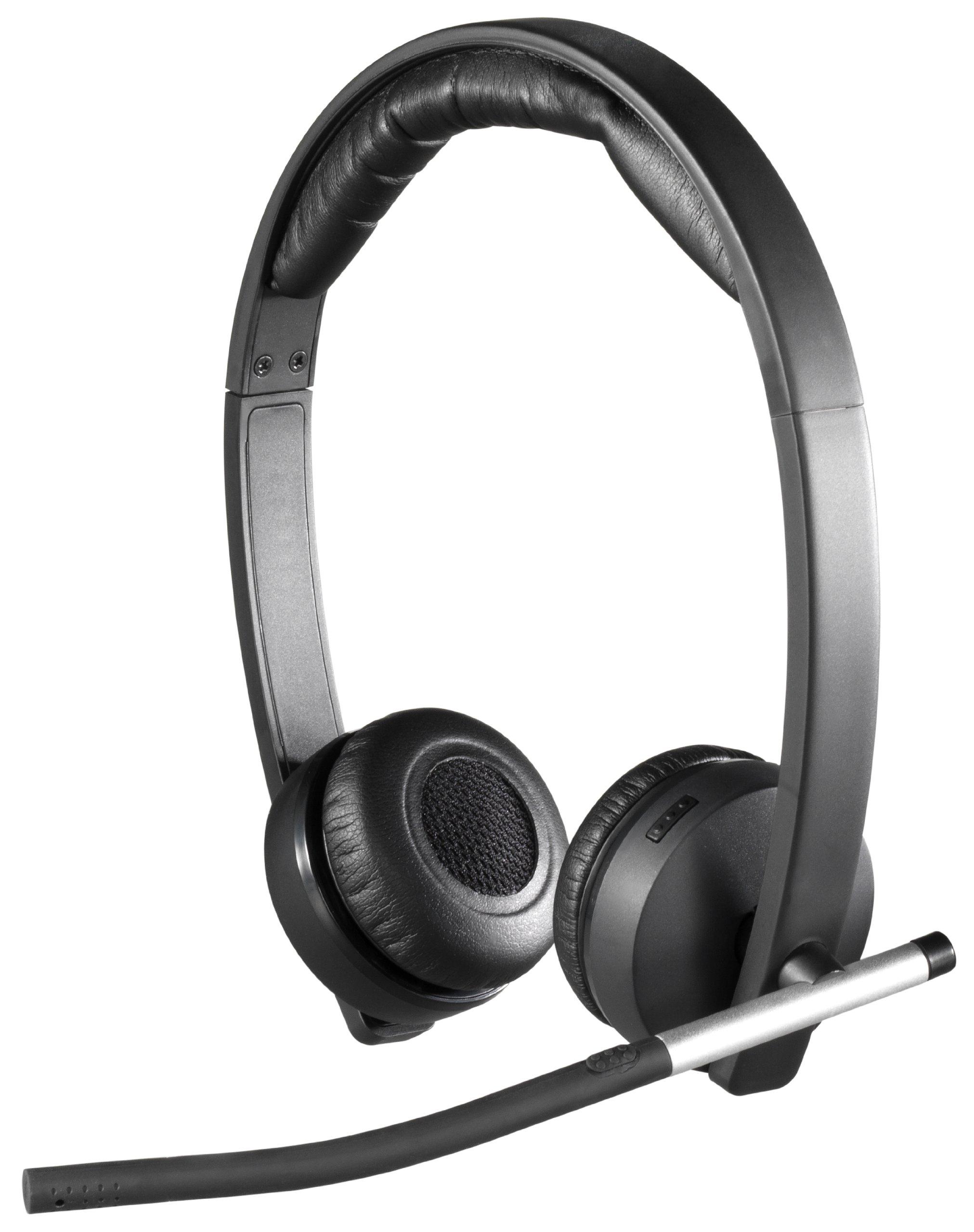 Logitech H820e Wireless Dual Headset by Logitech