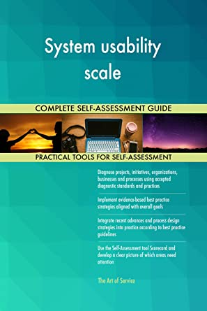 Amazon System Usability Scale Toolkit Best Practice Templates