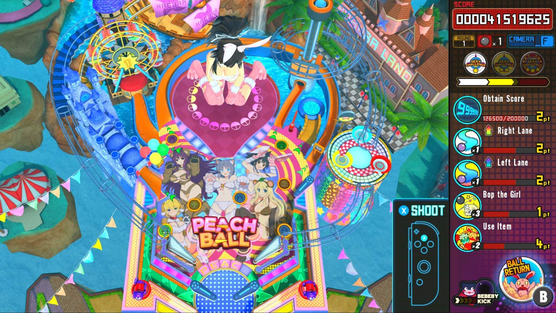 Senran Kagura Peach Ball - Nintendo Switch by Xseed (Image #11)