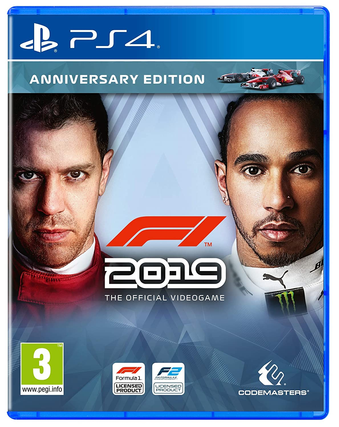 F1 2019 - Anniversary Edition (PS4) (PS4): Amazon co uk: PC