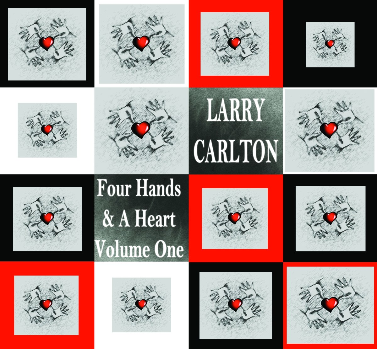 Larry carlton four hands a heart volume one amazon music hexwebz Choice Image