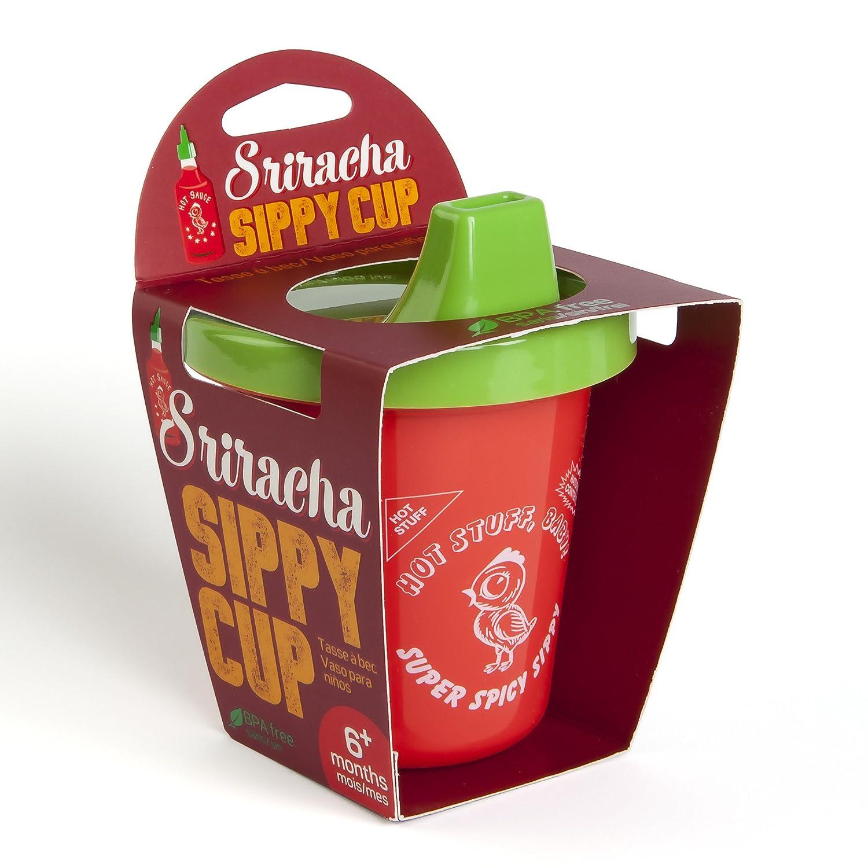 GAMAGO Sippy Cup, Sriracha by GAMAGO   B00SC3BKUG