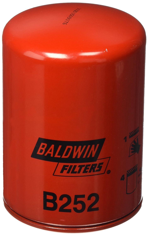 Baldwin B252 Heavy Duty Spin-On Transmission Filter