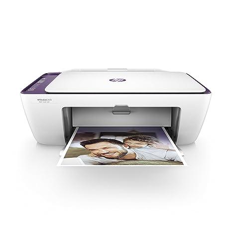 HP DeskJet 2634 - Impresora multifunción de tinta (Compatible con ...