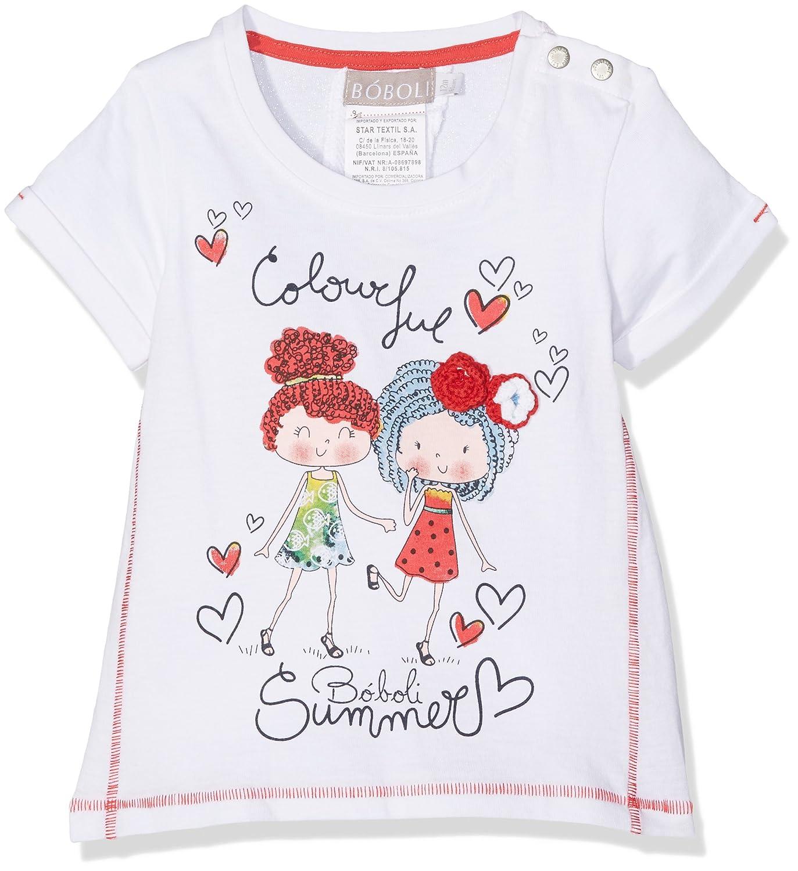 boboli Baby Boys Camiseta Punto LISO Shirt 229014