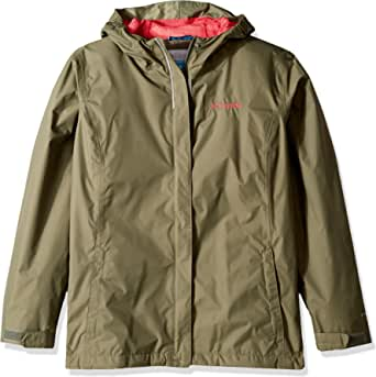 Columbia 1580631 Arcadia Jacket Chaqueta impermeable, Niña, Nailon