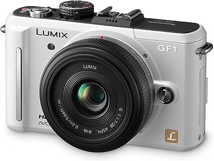Panasonic Lumix Dmc Gf1keg W Systemkamera Inkl 14 45 Kamera