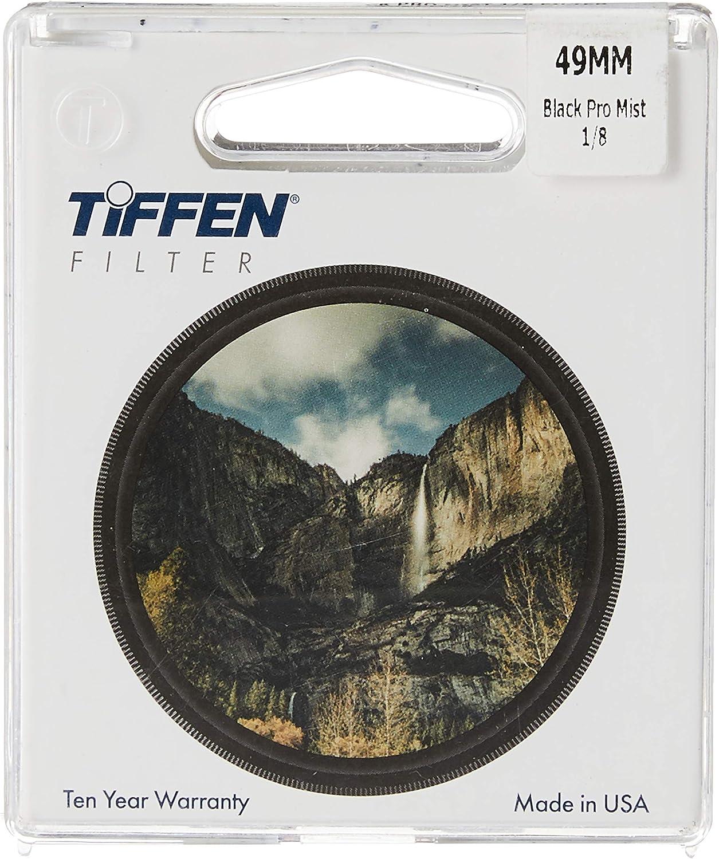 Tiffen Filter 49mm Black Pro Mist 1 8 Filter Kamera