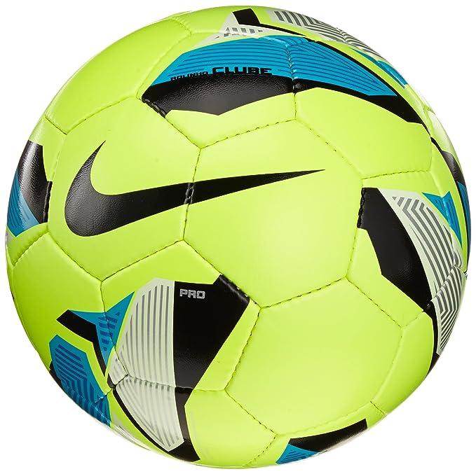 Nike Futsal Ball Rolinho Clube - Balón de fútbol Sala, Color Verde ...