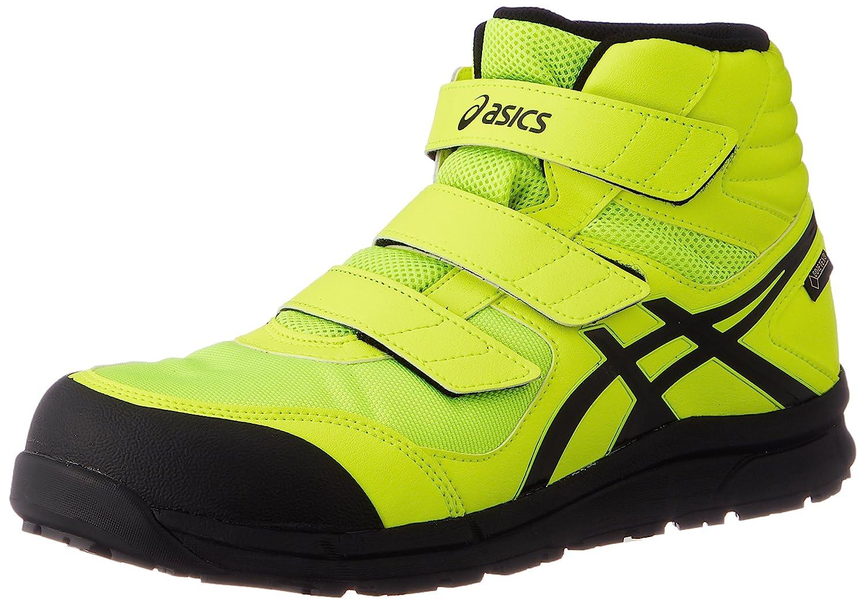 [アシックスワーキング] 安全靴/作業靴 作業靴 ウィンジョブCP601 G-TX B074MF6LF2 30.0 cm|フラッシュイエロー/ブラック フラッシュイエロー/ブラック 30.0 cm
