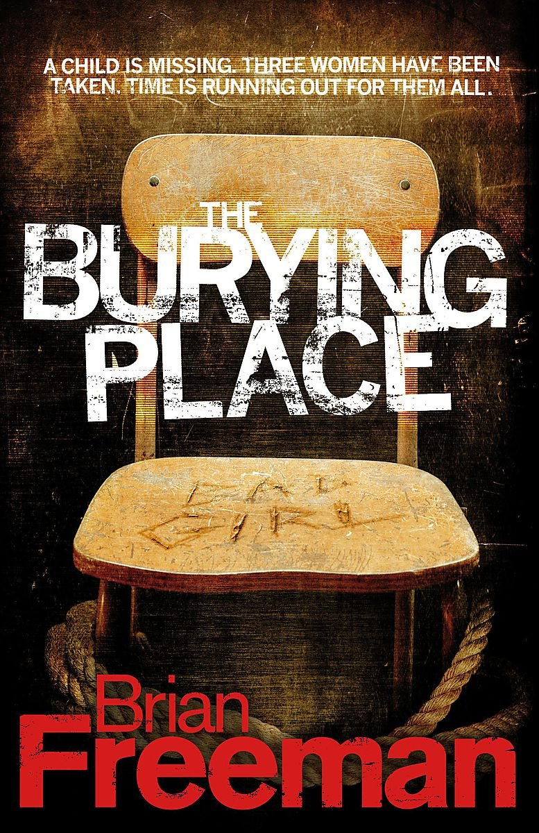 Download The Burying Place: A high-suspense thriller with terrifying twists PDF