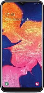 Simple Mobile Samsung Galaxy A10e 4G LTE Prepaid Smartphone (Locked) - Black - 32GB - SIM Card Included - GSM (SMSAS102DGP5)