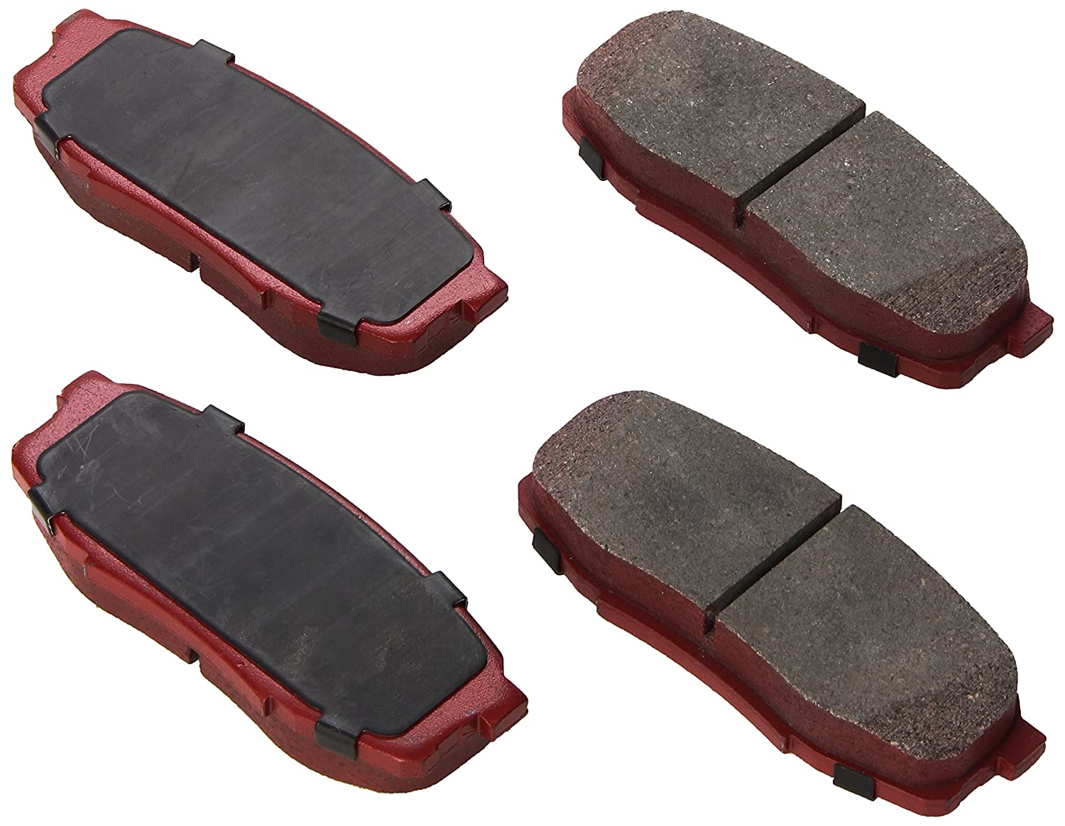 Genuine Toyota Parts PTR09-0C110 TRD Rear Performance Brake Pad