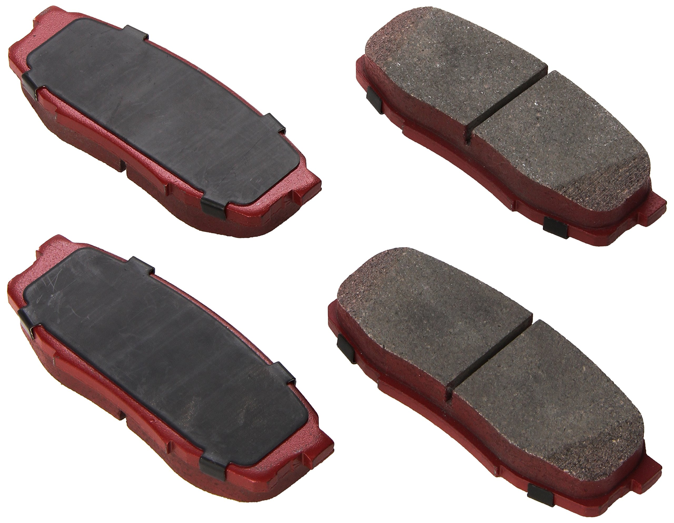 Genuine Toyota Parts PTR09-0C110 TRD Rear Performance Brake Pad by Toyota
