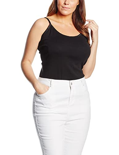 New Look Curves Shoestring Sleeve - Camiseta sin mangas Mujer