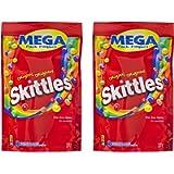 Skittles Original, Mega-Pack, 320gm (2 Pack)