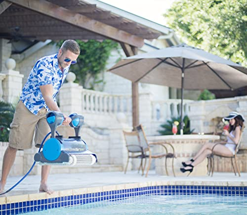 Dolphin Premier Robotic In-Ground Pool Cleaner review