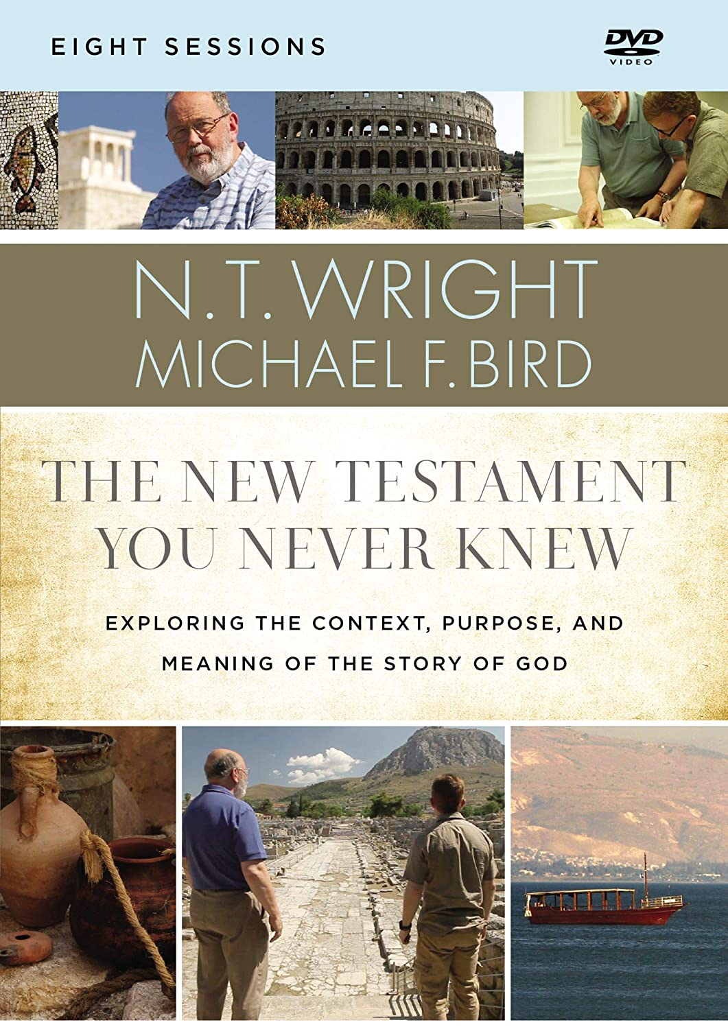 Amazon com: The New Testament You Never Knew Video Study