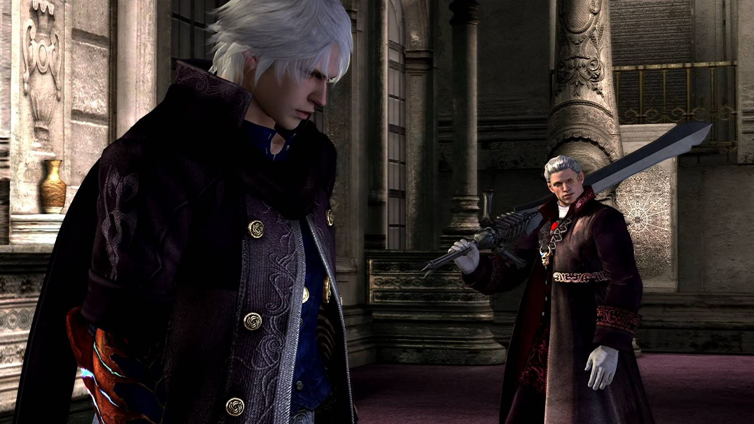 Download Game Devil May Cry 4 Special Edition Download PC