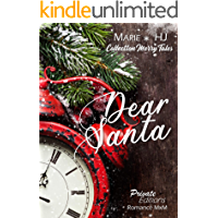 Dear Santa: (Collection Merry Tales) (French Edition) book cover