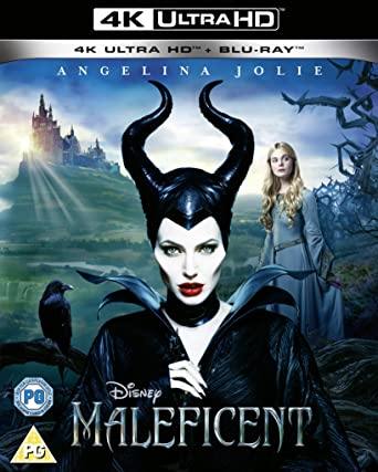 Disney S Maleficent Uhd Blu Ray 2019 Region Free Amazon Co